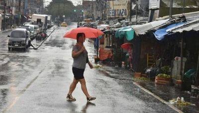 Jueves fresco a cálido y con lluvias dispersas, anuncia Meteorología