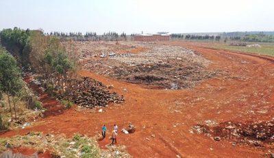 Piden investigar despilfarro de G. 5.000 millones  en negociados con basuras en Hernandarias