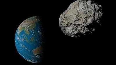 """Un asteroide """"potencialmente peligroso"""" se aproximará hoy a la Tierra"""