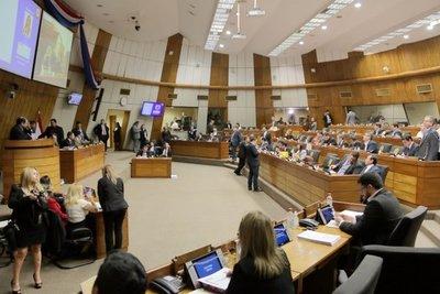 Diputados ratificaron redistribuir G. 1.995 millones a sus contratados
