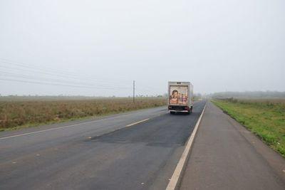 Presidente inaugurará asfalto que ya presenta falencias en Caazapá