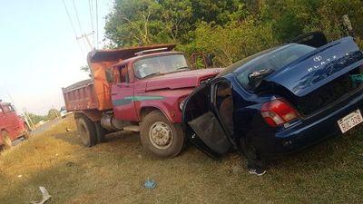 """Ordenan auditoría sobre el fatal accidente provocado por un """"bache"""""""
