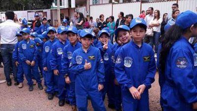 Paraguay: al espacio y más allá.