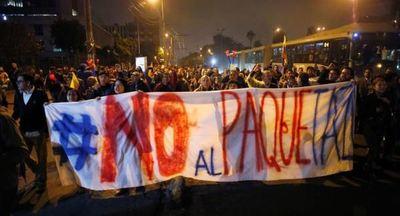 Transportistas impulsan un paro en Ecuador contra las medidas económicas del Gobierno