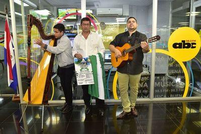 Música y asado en Festival de la Ribera de Villa Hayes