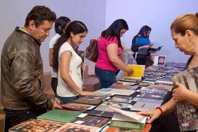 Feria internacional con temática del libro como difusión de la fotografía