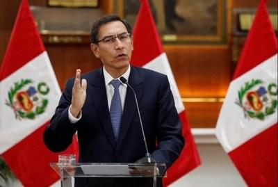 El Gobierno de Perú afirmó que la renuncia de la vicepresidente Mercedes Aráoz es inválida