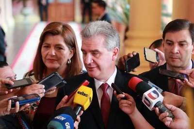 Baccheta pide al presidente Abdo destituir al titular del Indert