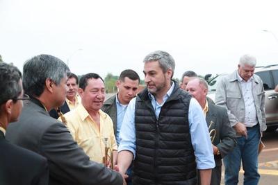 Millonaria inversión en Caazapá para mejorar la salud, educación y producción