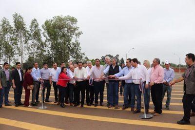 Caazapá –Yuty se convierte en nuevo corredor logístico, beneficiando a 66.000 habitantes