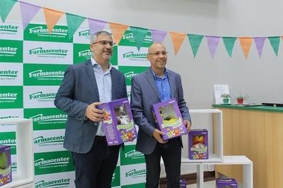 Cadena de farmacias lanza juguetes inspirados en lema de Teletón