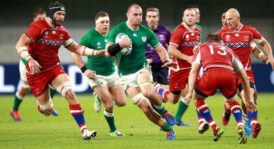 35-0. Irlanda apabulla a Rusia y lo deja fuera del mundial