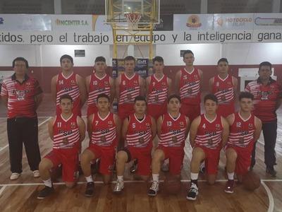 Básquet U17 Masculino: San Lorenzo en el cuadrangular final
