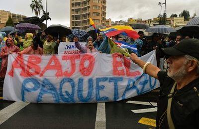 Estado de excepción en todo Ecuador