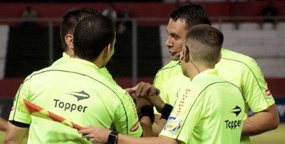Se designaron árbitros para la fecha 13 del Clausura