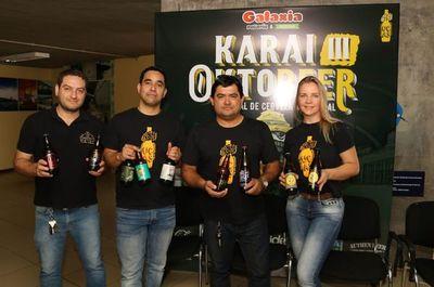 Fiesta: Preparan 2.500 litros de cerveza en el Sur