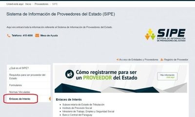 Licitaciones de Itaipu ya se encuentran en Contrataciones Públicas