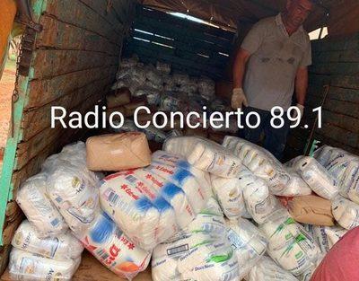 Incautan mercaderías de contrabando en comercial de Minga Guazú