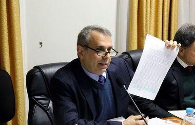 """Lilian dice que el presidente de la Corte, está """"poco interesado"""" en caso contra Kriskovich"""
