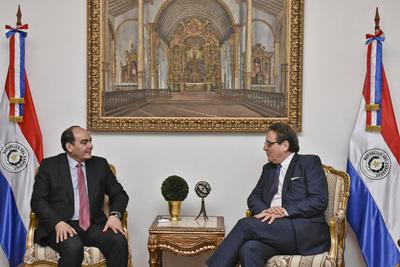 Paraguay y Ecuador proyectan seguir dinamizando vínculos