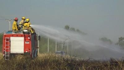 Hacienda informa respecto a transferencias de recursos a los bomberos
