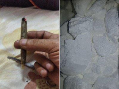 Desmantelan gavilla que traficaba drogas y armas por WhatsApp