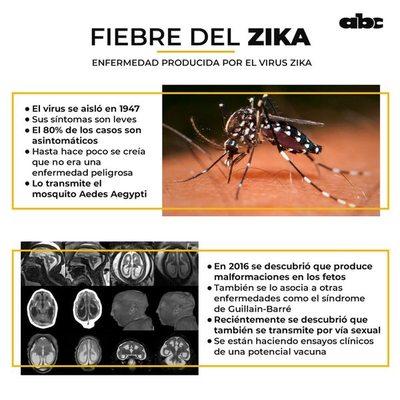 El zika, un virus infravalorado