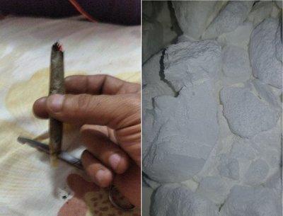 DESMANTELAN EN PJC GAVILLA QUE TRAFICABA DROGAS Y ARMAS POR WHATSAPP