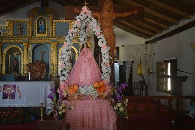 Laureleños honrarán a su santa protectora