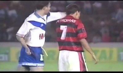 Cuando Mike Tyson se apropió del cuerpo de Flavio Zandoná
