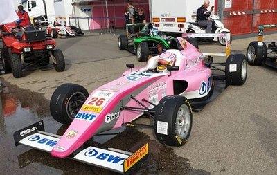 Joshua Duerksen retoma el Campeonato Italiano de Fórmula 4