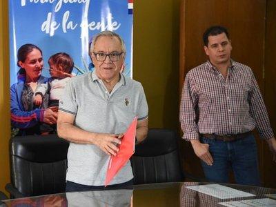Horacio Torres asegura que no renunciará al Indert