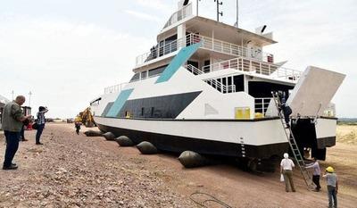 De Villa Hayes a Asunción en ferry y en pocos minutos