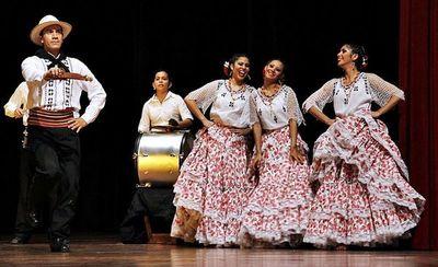 Danzas Folklóricas de América comienza mañana, en Asunción