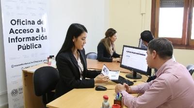 Hacienda atendió 562 solicitudes desde su Oficina de Acceso a la Información