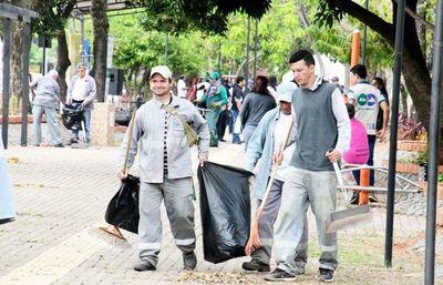 Lucha contra el dengue prevé retiro de basura de gran porte