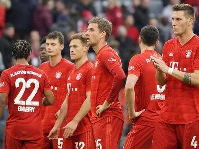 Bayern sufre dura derrota de local
