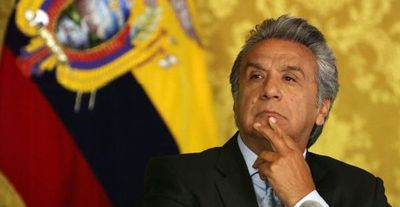 Presidente de Ecuador aplaza visita a Alemania por protestas sociales