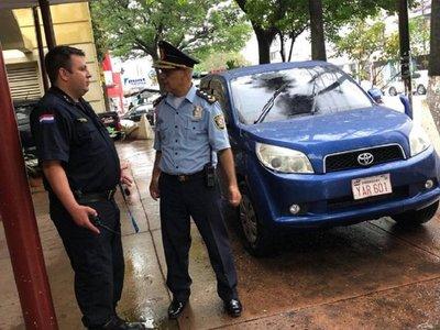 Mujer fue asaltada y tomada de rehén en microcentro de Asunción