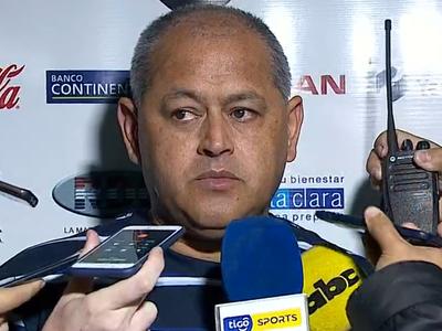 Francisco Arce puntualiza las falencias de la terna arbitral