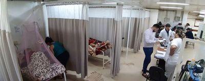 Nuevos casos de dengue en Central y barrios de Capital