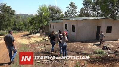 CAP. MEZA: PROYECTAN CONSTRUCCIÓN DE 75 NUEVAS VIVIENDAS DEL MUVH