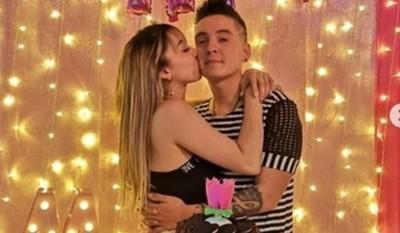 Will Fretes Y Marilina Celebran 4 Años Juntos
