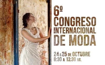 Invitan a sexta edición de congreso de moda