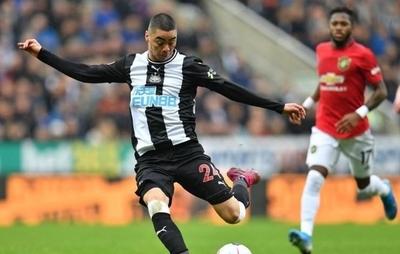 HOY / El Newcastle de Almirón vence al Manchester United
