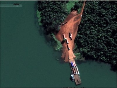 Plan Director de Itaipú viola ley de poligonal envolvente