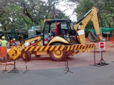 Varios tramos en Asunción serán bloqueados
