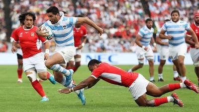 Mundial de Rugby: Argentina eliminada y Uruguay en última colocación en su grupo