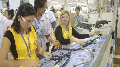 Manufactureras recibieron financiamiento por G. 7,5 billones a agosto