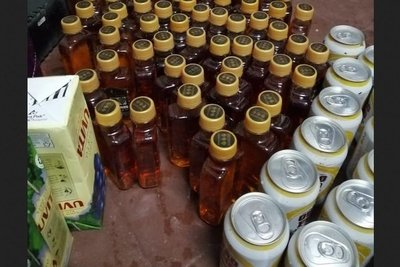 Funcionarios penitenciarios permitieron el ingreso de bebidas en Tacumbú